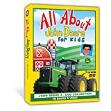 All About John Deere for Kids, 4-DVD Collection