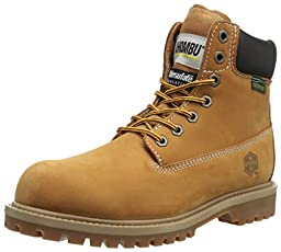 Khombu Men\'s Hank Snow Boot, Wheat, 10 M US