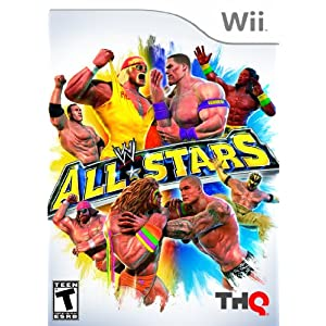 WWE All Stars Video Game for Nintendo Wii