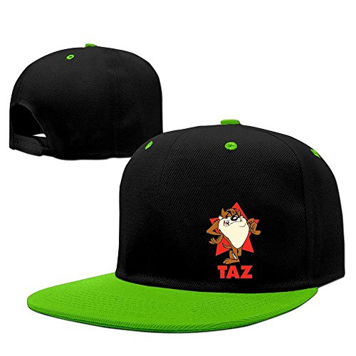 Looney Tunes Cartoon Character Tasmanian Devil Taz Unisex Cotton Adjustable Mesh Cap One Size (Good Devil Mesh compare prices)