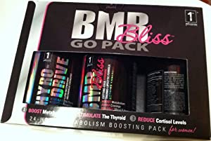 1st Phorm BMR Bliss Go Pack