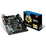 MSI AM1I Carte mère AMD Mini ITX Socket AM1