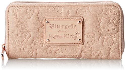 Hello-Kitty-Blush-Embossed-Face-Wallet