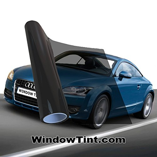 Pro Non-Reflective 20% VLT Auto Window Tinting Film 30 Inch Wide x 10 Feet Long Roll (Pro Tint Windows compare prices)