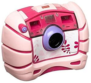 Fisher-Price Kid-Tough Waterproof Digital Camera Pink