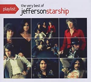 Playlist:The Very Best of Jefferson Starship (Eco-Friendly Packaging)