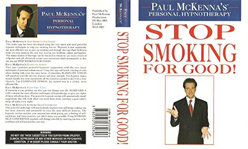 Paul McKenna's Personal Hypnotherapy: Stop Smoking for Good