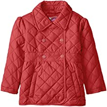 Dollhouse Little Girls39  Quilted Midweight Jacket