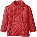 Dollhouse Little Girls'  Quilted Midweight Jacket