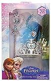 Frozen Tiara Wand and Bracelet Set