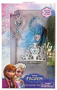 Disney Frozen 755023 - Prinzessinset in Geschenkpackung, 18 x 5 x 30 cm