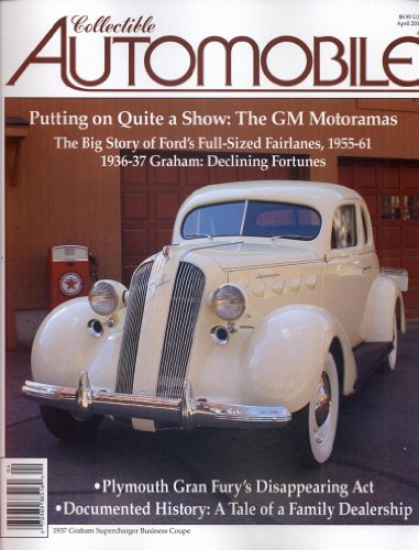 Collectible Automobile (1-year auto-renewal)