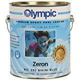 Olympic Zeron Epoxy Coating Blue Ice - 1 Gallon