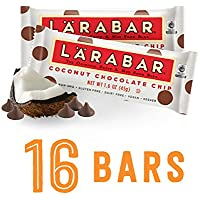Larabar Coconut Chocolate Chip, 1.6 oz Bars (16 Count)