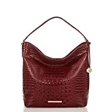 Harrison Hobo Bag<br>Carmine Red Melbourne