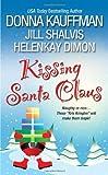 Kissing Santa Claus