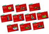 img - for Read Write Inc. Phonics: Red Ditty Books Mixed Pack of 10 book / textbook / text book