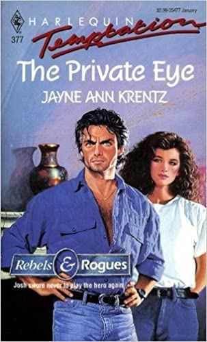 The Private Eye by Jayne Ann Krentz