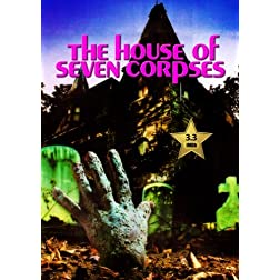 The House Of Seven Corpses [VHS Retro Style] 1974