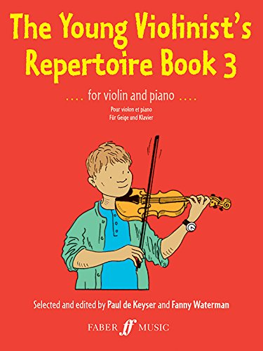 Young Violinist's Repertoire: (Violin and Piano): Bk. 3