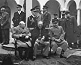 New 8x10 Photo: Conference of the Big Three at Yalta