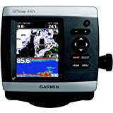 Garmin GPSMAP 441S GPS Chart Fishfinder Combo W/Tm