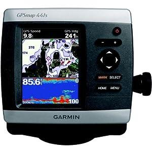 Garmin GPSMAP 441S GPS Chart Fishfinder Combo W Tm by Garmin