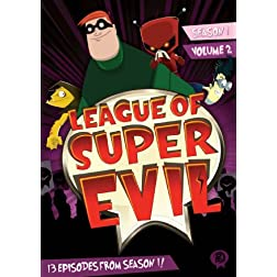 League of Super Evil, Season 1, Volume 2