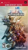 Final Fantasy Tactics: The War of the Lions - PlayStation Portable