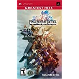 Final Fantasy Tactics: The War of the Lions - PlayStation Portableby Square Enix