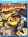 Madagascar - The Complete Collection (3 Blu-Ray) [Italian Edition]