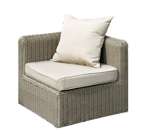 rattan ecksofa g nstig kaufen. Black Bedroom Furniture Sets. Home Design Ideas