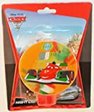 Disney Pixar Cars 2 WGP Francesco Bernoulli Night Light