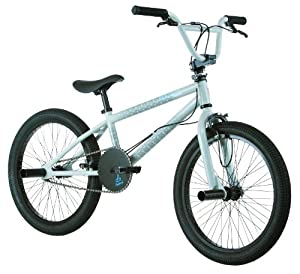 Diamondback Grind Bmx Bike (Grey, 20-Inch)