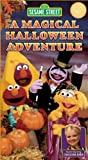 Sesame Street - A Magical Halloween Adventure [VHS]