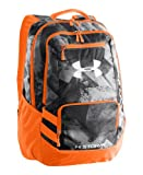Under Armour UA Hustle Storm Backpack One Size Fits All Graphite