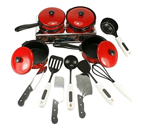 gogoforward-13pcs-set-kids-play-house-toy-kitchen-utensils-pots-cooking-food-dishes-fun-cookware