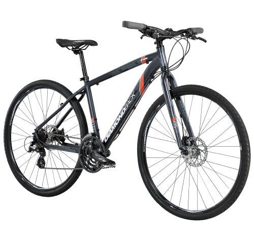 Lowest Prices! Diamondback Bicycles 2014 Trace Dual Sport Bike with 700c Wheels