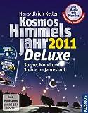 Kosmos Himmelsjahr 2011 De Luxe. CD-ROM für Windows 98/ME/2000/XP: Sonne, Mond und Sterne im Jahreslauf. Totale Sonnenfinsternis in Europa