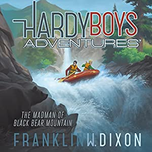 The Madman of Black Bear Mountain Audiobook