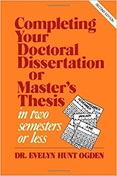 Dissertations and theses from start to finish 2nd ed | Best writing ...