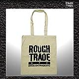 ROUGH TRADE NYC【ラフ・トレード】トートバッグ【NATURAL】