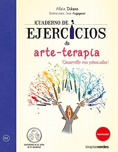 Cuaderno de ejercicios de arte-terapia  [Jean Augagneur - Alain Dikann] (Tapa Blanda)