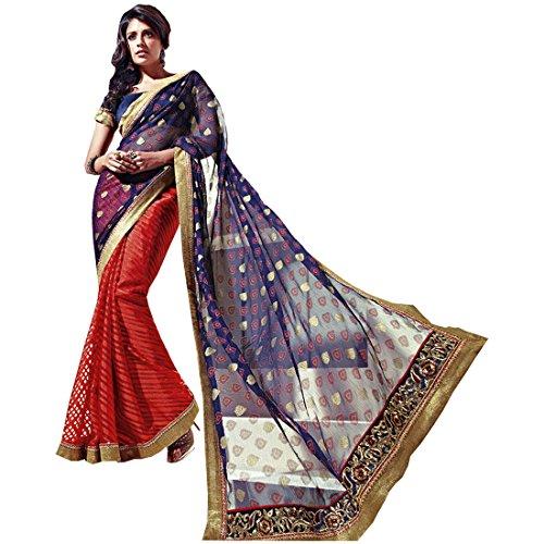 Radhika Sarees Brasso Saree(Rs_34911_Multi_Multi-Coloured)
