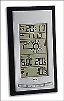 "TFA Dostmann 35.1068 IT ""DIVA Base"" / Station météo radio pilotée"