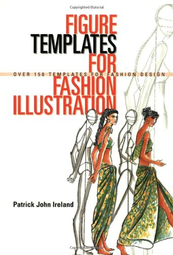 Figure Templates for Fashion Illustration: Over