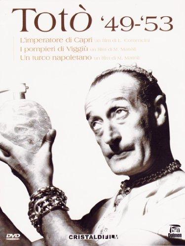 Totò '49-'53 - L'imperatore di Capri + I pompieri di Viggiù + Un turco napoletano
