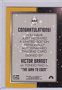 Star Trek TOS Victor Brandt A82