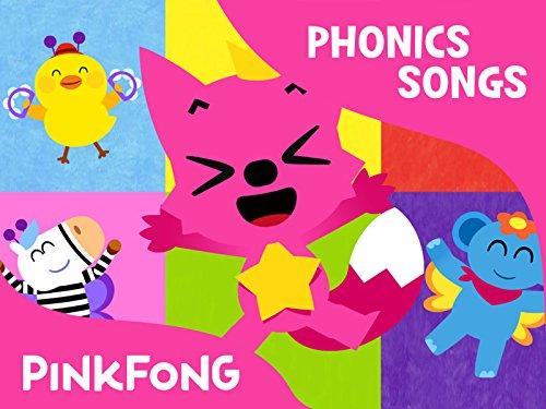 Pinkfong! Phonics Songs on Amazon Prime Video UK