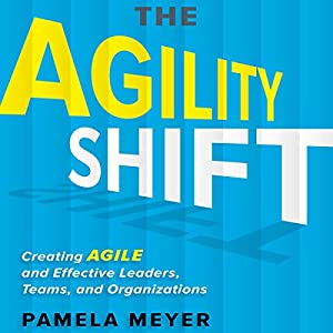The Agility Shift Hörbuch